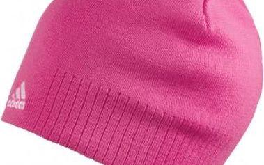 Dětská čepice adidas ESS CORP BEAN JNR-ONIX růžová OSFY