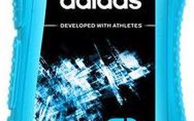 Adidas Sprchový gel a šampon pro muže Hair & Body Ice Dive (Shower Gel & Shampoo) 250 ml