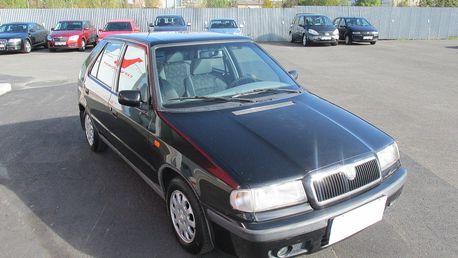 Škoda Felicia 1.6, 2.maj, STK 10/2016