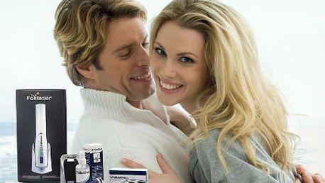 Balíček FOLILASER na obnovu růstu vlasů a regeneraci