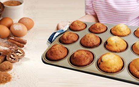 Domácí muffiny nebo velký balíček pro bezlepkovou dietu