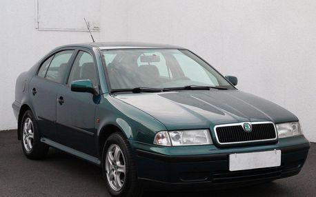 Škoda Octavia 1.8 20V, 2.maj,ČR