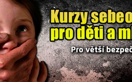 Kurzy sebeobrany pro děti a mládež, Praha