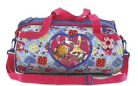 Diddl & Friends Sportovní taška Pimboli Sportovní taška 07, Pimboli & Mimihopps