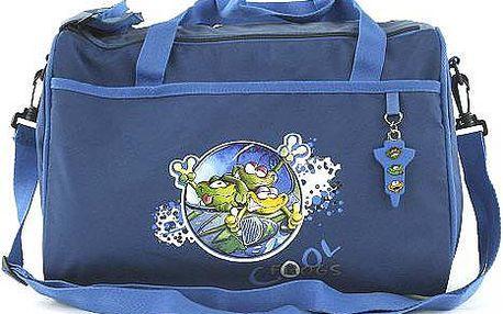 Diddl & Friends Sportovní taška Frogs Sportovní taška Cool Frogs, Diddl