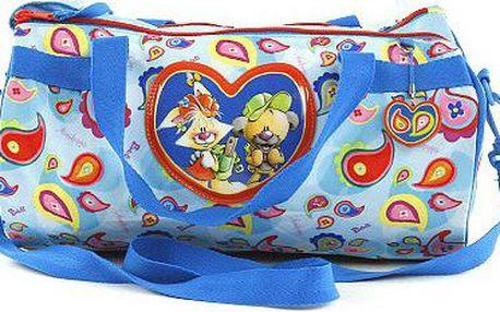 Diddl & Friends Sportovní taška Pimboli Taška přes rameno Pimboli a Mimihopps