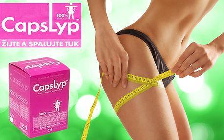 CapsLyp pro zdravé a rychlé hubnutí přírodní cestou