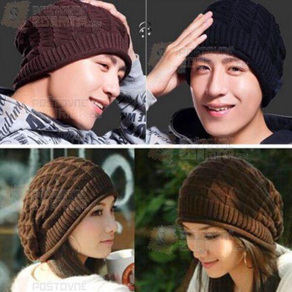 Unisex čepice v podzimních barvách a poštovné ZDARMA! - 9999914427