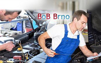 Nepodceňujte výměnu oleje v autě! Nabízíme Vám ji jen za 649 Kč! 4 litry oleje 10w40 od českého výrobce CINOL!