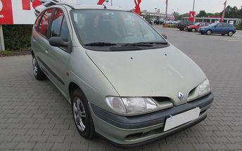 Renault Scénic 1.9 DTi, klimatizace