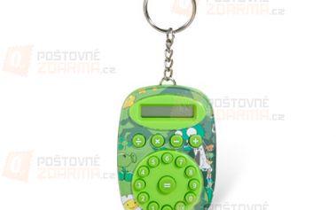 Mini kalkulačka na klíče a poštovné ZDARMA! - 30914509
