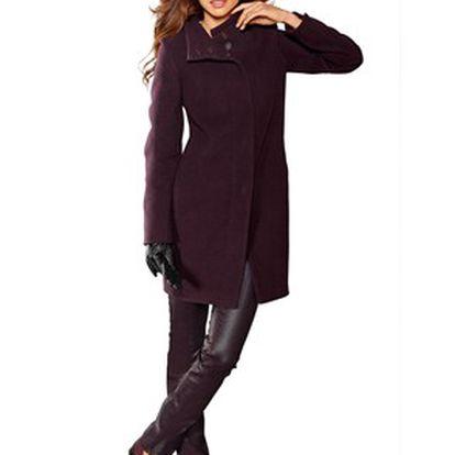 Kabát, bordó