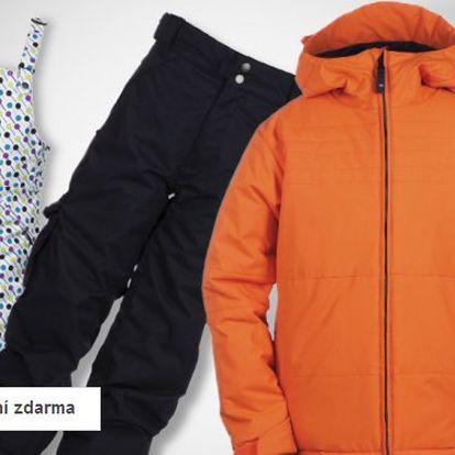 Dětské zimní bundy a kalhoty Ride