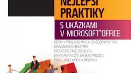 Řízení projektů Nejlepší praktiky s ukázkami v Microsoft Office