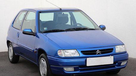 Citroën Saxo 1.1 i, klimatizace