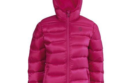 Hodně zateplená zimní bunda Jacket Womens Sawatch cerise pink, růžová, M