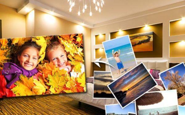 Buďte originální! Dárkem ve formě obrazu z vlastní fotografie zaručeně uděláte radost přátelům i rodině!!