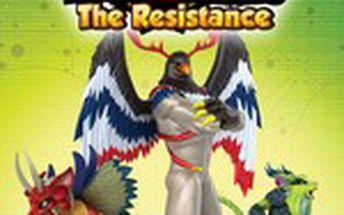 Invizimals: The Resistance (PSVITA)