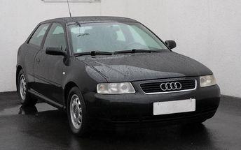 Audi A3 1.9 TDi, Serv.kniha