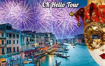 Silvestr v Benátkách – zimní sen na laguně
