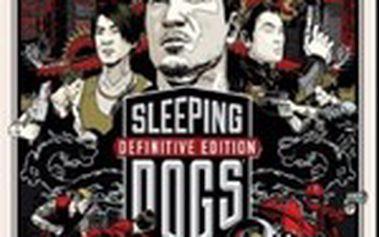 Akční hra pro PS4 Sleeping Dogs: Definitive Edition