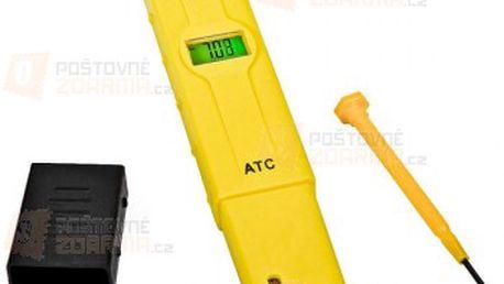PH tester vody digitální a poštovné ZDARMA! - 31114419
