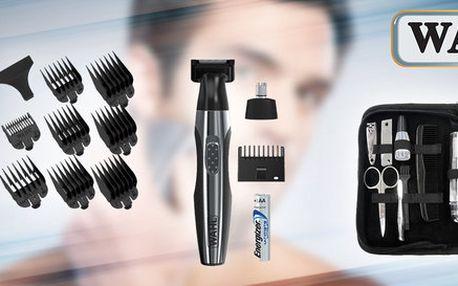 Zastříhávače vlasů i vousů značky Wahl