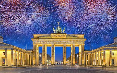 Silvestr v Berlíně na otočku