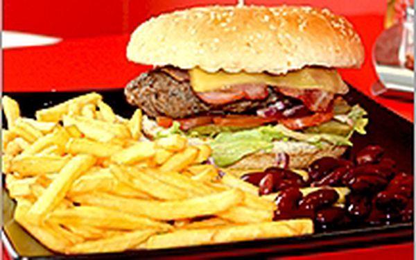 Burger v Bistru Vrátnice