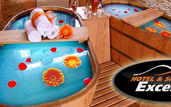 Beskydy - 3denní wellness s polopenzí pro 2 osoby v Horském Hotelu Excelsior!
