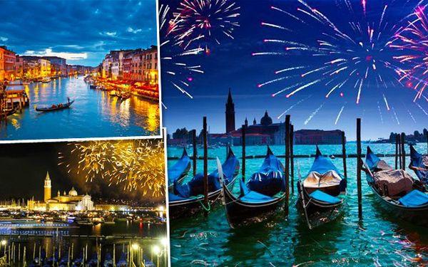 Silvetsrovský zájezd do Benátek levně!