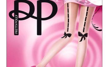 Pretty Polly - Punčochové kalhoty Pretty ... Dashing Bow