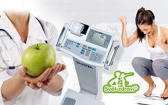 Sleva 84% na diagnostiku Vašeho zdravotního stavu a konzultaci se specialistou redukce váhy Svět zdraví! Vše za 99 Kč!