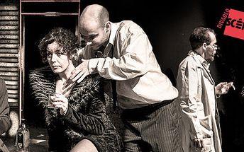 Představení Mystery Story v Divadle Scéna