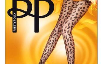 Pretty Polly - Punčochové kalhoty Pretty...Squiggly