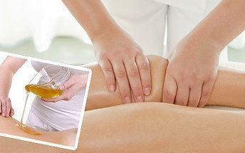 Reflexní diagnostika a masáž chodidel, masáž zad s reflexním uvolněním meridiánových drah šíje