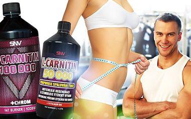 Zbavte se přebytečných kil pomocí L-Carnitinu! Rychlejší spalování tuků, více energie, snížení chuti k jídlu!!