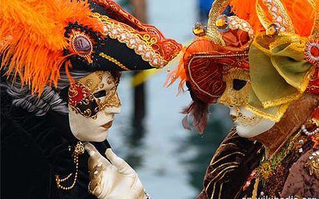 Karneval v Benátkach