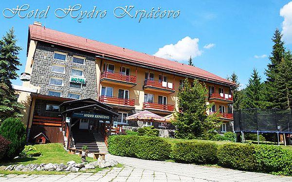 Hotel Hydro Krpáčovo v srdci Nízkých Tater se Skipass