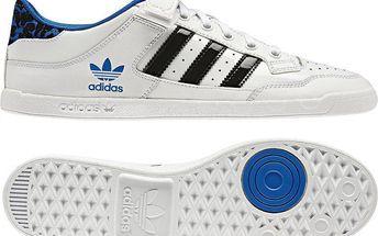 Adidas Centenia Low W Leather (Cheetah) white/bluebird/black 7,0 (40,7)