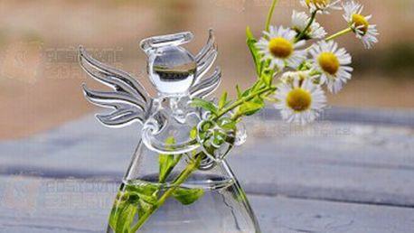 Krásná vázička v podobě andílka a poštovné ZDARMA! - 31414567