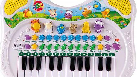 Simba Multifunkční piano se zvířátky