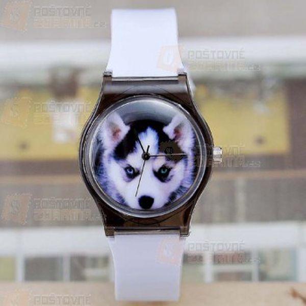 Roztomilé hodinky s motivem pejska a poštovné ZDARMA! - 9999914549