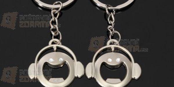 Roztomilé klíčenky pro pár - 2 kusy v balení a poštovné ZDARMA! - 31214447