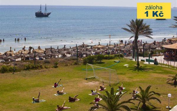 Tunisko, oblast Mahdia, letecky, all Inclusive, ubytování v 5* hotelu na 8 dní