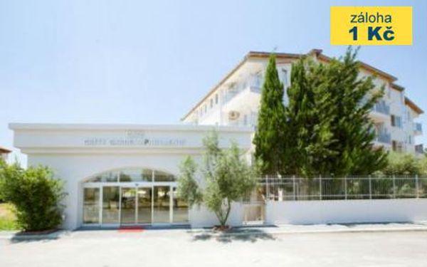 Turecko, oblast Side, letecky, snídaně, ubytování v 3* hotelu na 8 dní