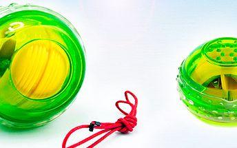 Wrist ball: originální posilovač zápěstí.