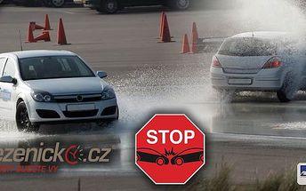 Kurz bezpečné jízdy, škola smyku. Naučte se ovládat své auto i v extrémních podmínkách a různých nepředvídatelných situacích. Vhodné pro muže i ženy!