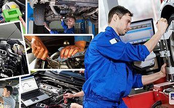 Prohlídka vašeho vozu před zimou v Autoservisu Holyně - kontrola celkem 17 částí! Nenechte se zaskočit zimou, aby Vás Váš vůz spolehlivě dovezl na zimní zážitky, je nutné mu dopřát spolehlivou prohlídku.