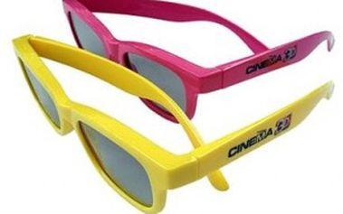 Dětské polarizační 3D brýle LG AG-F300